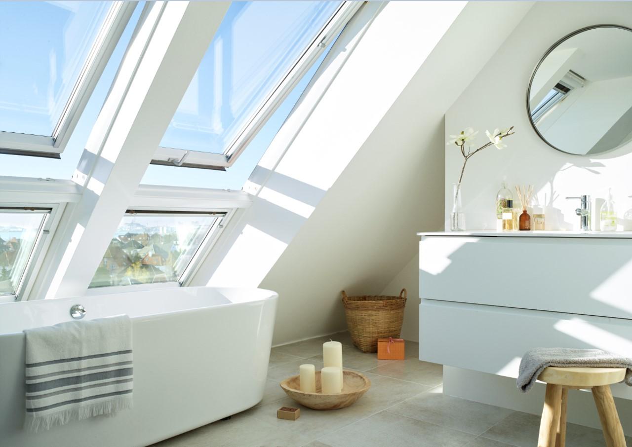 Création fenêtre de toit VELUX LE MANS NG SERVICES