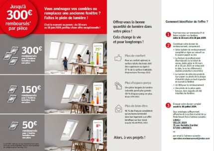 Promo Velux 2019 Ng Services 2 Installation Velux Le Mans Ng Services