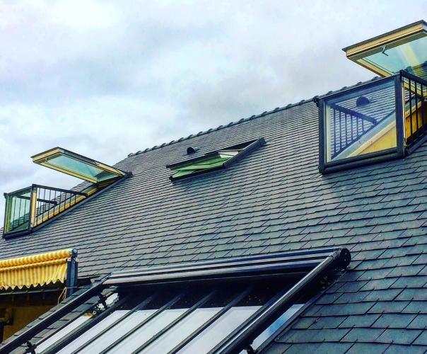 Installer fenetre de toit les ouvertures de toit fen for Installer une fenetre de toit